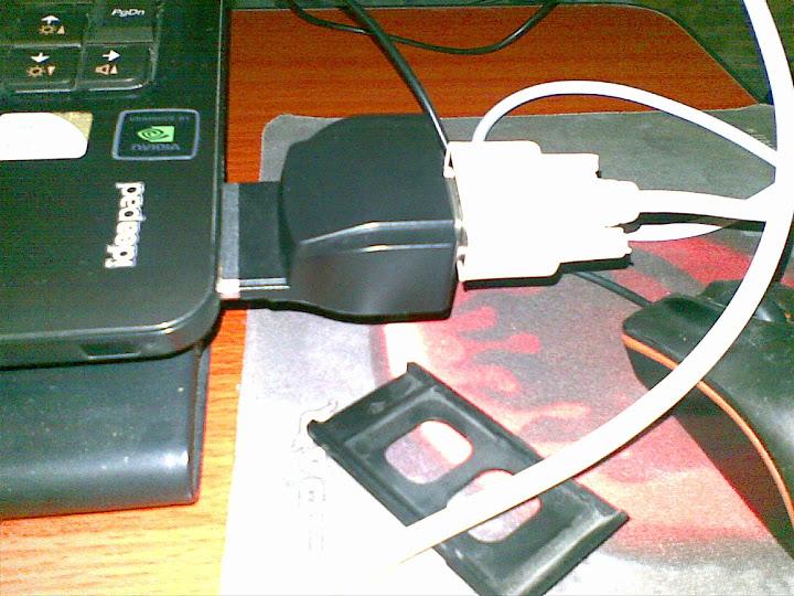 笔记本电脑下载程序利器-PCI串口卡-物理串口1