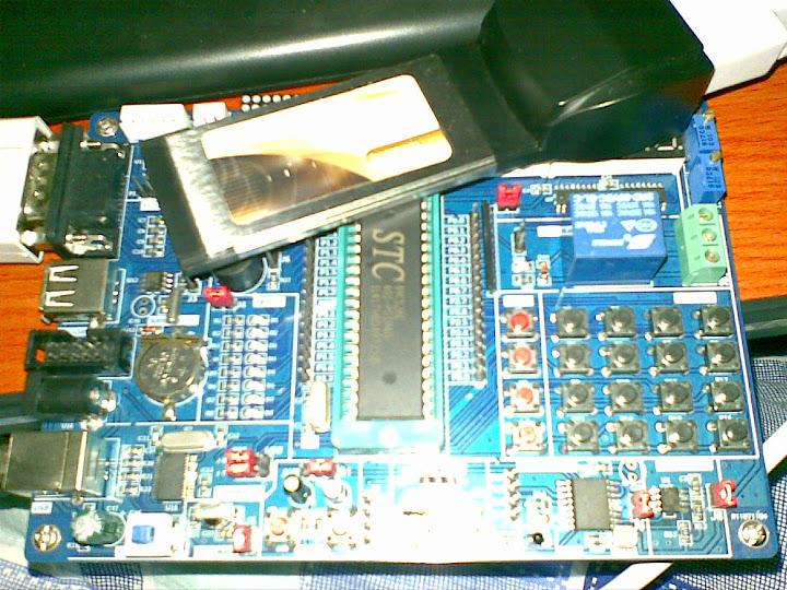 笔记本电脑下载程序利器-串口卡-物理串口 2